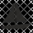 Ship Boat Yahting Icon
