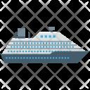 Ship Cruise Yacht Icon