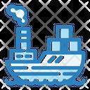 Ship Sea Transport Icon