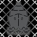 Ship Vehicle Transport Icon
