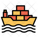 Shipment Transport Shipping Icon