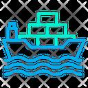 Shipment Transport Shipping Icon