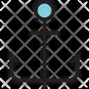 Ship Anchor Icon