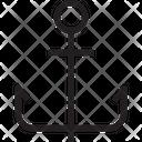 Ship Anchor Anchor Icon