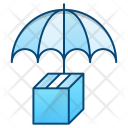 Ship by air Icon