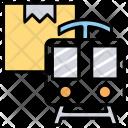 Shipping Cargo Dispatch Icon