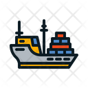 Ship Container Icon