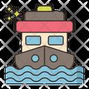 Ship Data Icon
