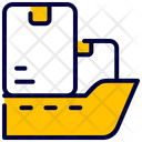 Ship Delivery Icon