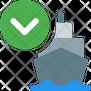 Ship Down Icon