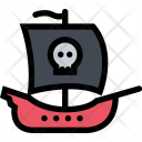 Ship Gang Crime Icon