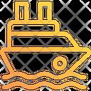 Ship Liner Icon