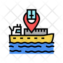 Ship Location Icon