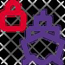 Ship Lock Icon