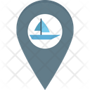 Ship Pin Icon