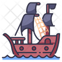 Shippirate Sea Boat Icon