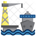 Ship Port Icon