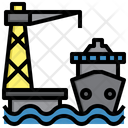 Ship Port Cruise Port Port Icon
