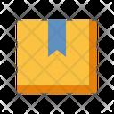 Parcel Delivery Cargo Icon
