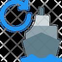 Ship Refresh Icon
