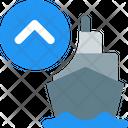 Ship Up Icon
