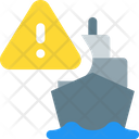 Ship Warning Icon