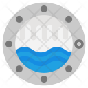 Ship Window Porthole Icon