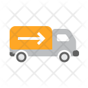 Shipment Delivery Cargo Icon
