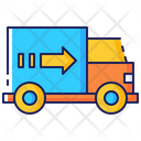 Shipment Delivery Express Icon