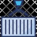 Shipment Cargo Container Icon