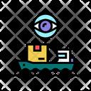 Ship Shipment Management Icon