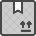 Shipment Package Box Icon
