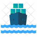 Shipment Ship Delivery Icon