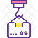 Cargo Container Storage Icon