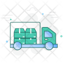 Shipment Delivery Transport Icon