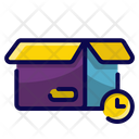 Shipment Duration Shipping Delivery Icon