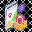 Shipment Location Icon