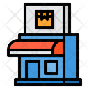Shipment Office Shipping Icon