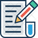 Writing Journal Note Icon