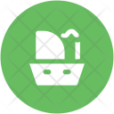 Shipping Boat Vessel Icon
