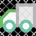 Shipping Van Pick Icon
