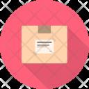 Shipping Box Shopping Icon