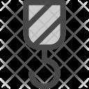 Shipping Hook Crane Icon
