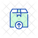 Shipping Remove From Cart Delivery Parcel Icon