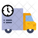 Shipping In Time Icon