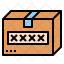 Shipping Mark Logistics Icon