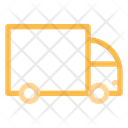 Delivery Truck Shopping Icon