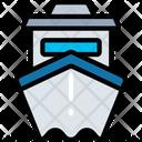 Shipping Ship Logistics Icon