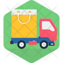 Shipping Delivery Cargo Icon