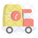 Shipping Courier Order Icon